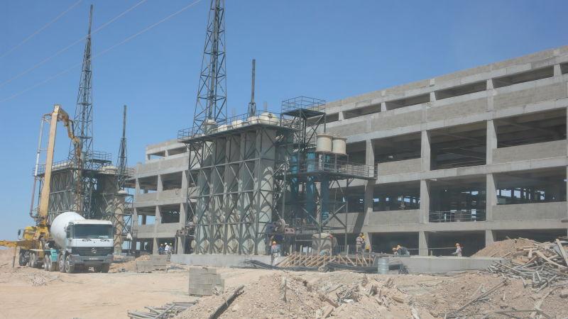 约旦10万吨硫酸钾施工现场66
